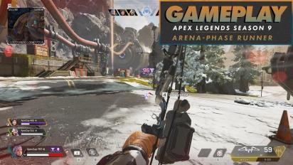 Apex Legends - Arenas auf Phaserunner (Gameplay aus Season 9: Legacy)