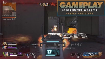 Apex Legends - Arenas auf Artillery (Gameplay aus Season 9: Legacy)
