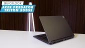 Acer Predator Triton 500 SE: Quick Look
