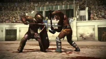 Spartacus Legends - Features Trailer