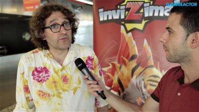 Invizimals: The Alliance & The Lost Kingdom - Interview Daniel Sánchez-Crespo