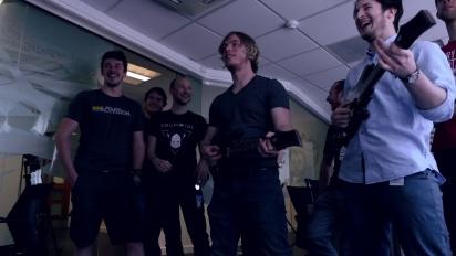Guitar Hero Live - Gamescom Behind the Scenes Trailer