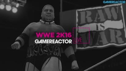 WWE 2K16 - Livestream-Wiederholung