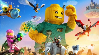 Lego Worlds - Console Reveal
