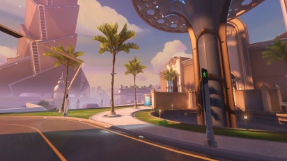 Overwatch - Oasis Map