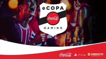 FIFA 18 - eCopa-Finale 2017 in Dänemark