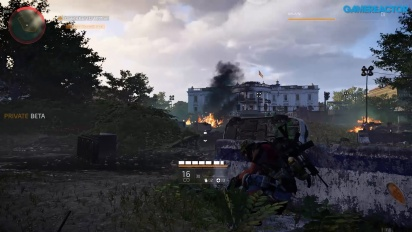 The Division 2 - Mission 'Dawn's Early Light' (Gameplay)