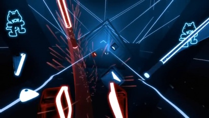 Beat Saber - Monstercat DLC Launch Trailer