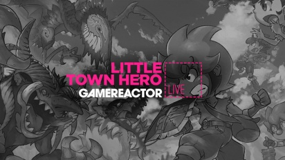Little Town Hero - Livestream-Wiederholung