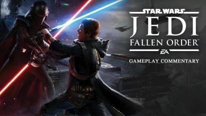 Star Wars Jedi: Fallen Order - Kommentiertes Gameplay