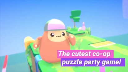 Melbits World - Nintendo Switch and PC Launch Trailer