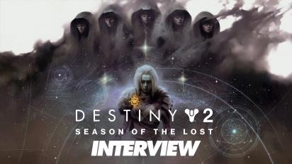 Destiny 2: Season of the Lost - Interview mit Robbie Stevens & Nikko Stevens
