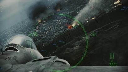 Ace Combat: Assault Horizon - Gamescom Trailer