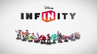 Disney Infinity - Dance Party Trailer