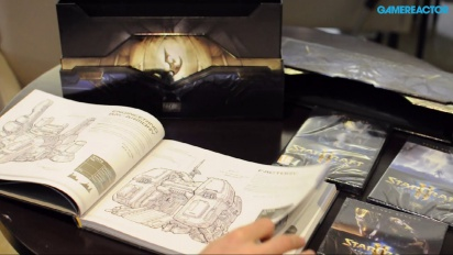 Starcraft II: Legacy of the Void - Collector's Edition Unboxing-Video