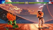 Street Fighter V: Arcade Edition - Blanka vs. Ryu