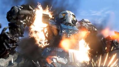 MechWarrior 5: Mercenaries - Destructibility Teaser