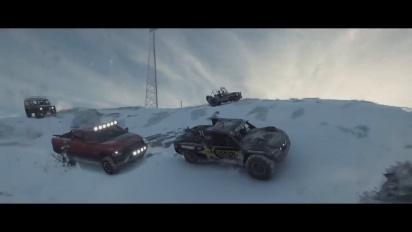 Forza Horizon 4 - Winter's Chair Trailer