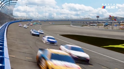NASCAR Heat 4 - First Look Teaser