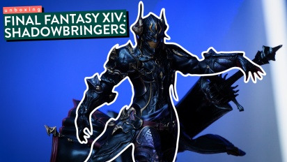 Final Fantasy XIV: Shadowbringers - Unboxing-Video der Collector's Edition