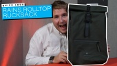 Rains Rolltop Rucksack: Quick Look