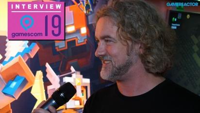 Minecraft Dungeons - Interview mit David Nisshagen