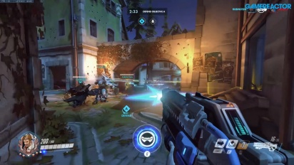 Overwatch - Eichenwalde zu Halloween (Gameplay)