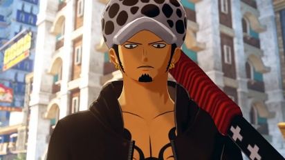 One Piece: World Seeker - The Unfinished Map Trailer