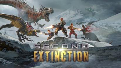 Second Extinction - Xbox Reveal Trailer