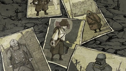 Valiant Hearts: The Great War - Debut Trailer