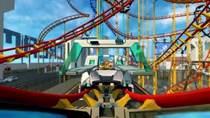 Screamride Preview