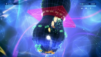 Geometry Wars 3: Dimensions - Launch Trailer