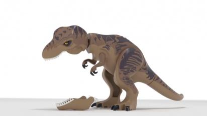 Lego Jurassic World - Teaser Trailer