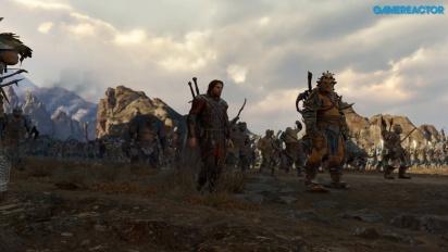 Mittelerde: Schatten des Krieges - Gamescom-Gameplay