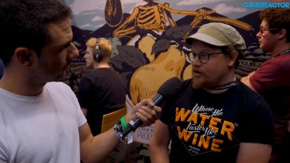 Where the Water Tastes Like Wine - Interview mit Johnnemann Nordhagen