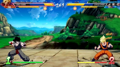 Dragon Ball FighterZ - Gameplay aus dem Story-Modus