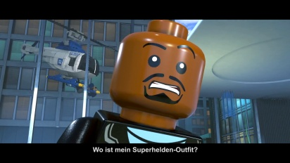 Lego Die Unglaublichen - Familie Parr Gameplay Trailer