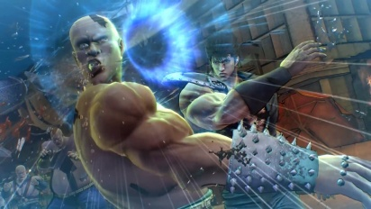 Fist of the North Star - Lost Paradise Announcement Trailer
