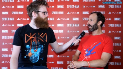 Spider-Man - Ryan Schneider Copenhagen Interview