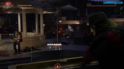 The Division 2 - Sichert Eleanor (Gameplay) Teil 2