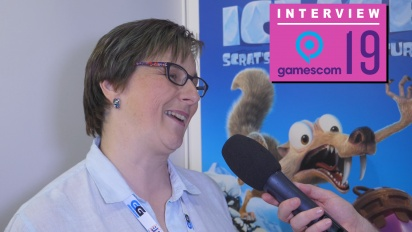 Ice Age: Scrats Nussiges Abenteuer - Interview mit Natalie Griffith
