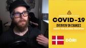 Gamereactor außer Haus: Dóris Update aus GR Dänemark