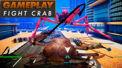 Fight Crab - Gameplay