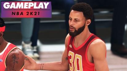 NBA 2K21 - PS5-Gameplay