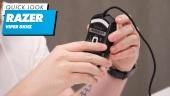 Razer Viper 8KHz: Quick Look