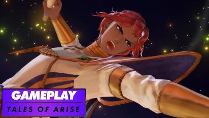 Tales of Arise - Eigenes Gameplay