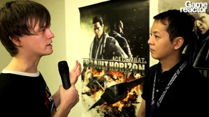 TGS 11: Ace Combat: Assault Horizon - Interview