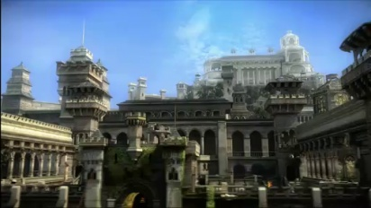 The Chronicles of Narnia: Prince Caspian - Making of part 1: Next Level