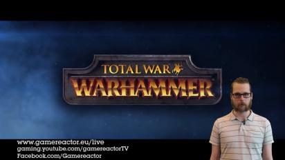 TOTAL WAR: WARHAMMER - LIVESTREAM PROMO