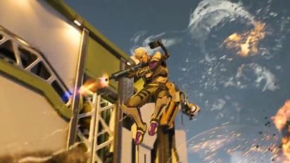 LawBreakers - The Game Awards Trailer - New Map